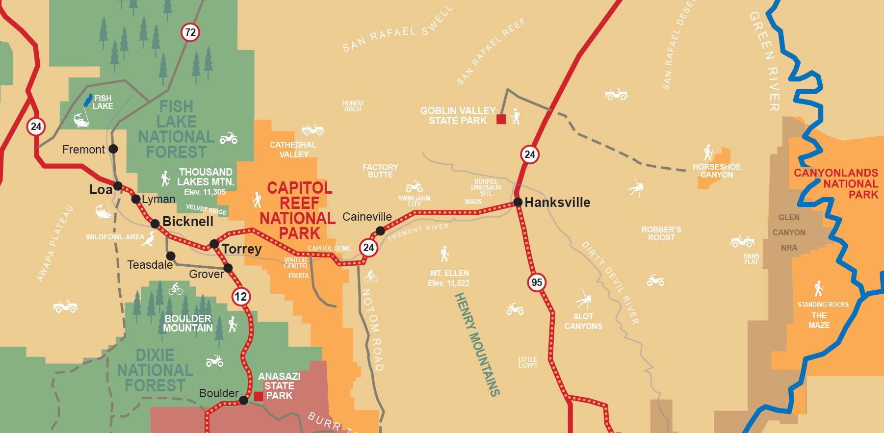 Utah atv trails 17